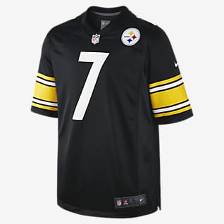 NFL Pittsburgh Steelers (Ben Roethlisberger) Men's Game American Football Jersey