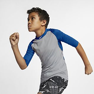 Nike Pro Big Kids' (Boys') Baseball T-Shirt