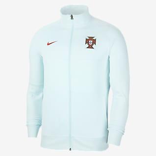 Portekiz Erkek Futbol Ceketi