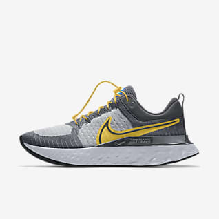 Nike React Infinity Run Flyknit By You Specialdesignad löparsko