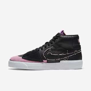 Nike SB Zoom Blazer Mid Edge Sapatilhas de skateboard