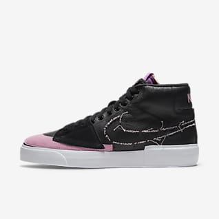 Nike SB Zoom Blazer Mid Edge Skatesko