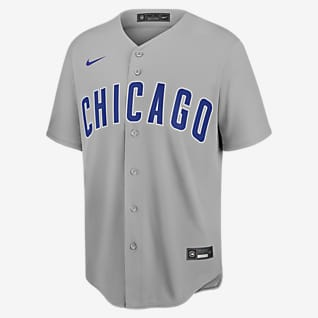 MLB Chicago Cubs (Kris Bryant) Men's Replica Baseball Jersey