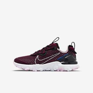 Nike React Vision Buty dla dużych dzieci