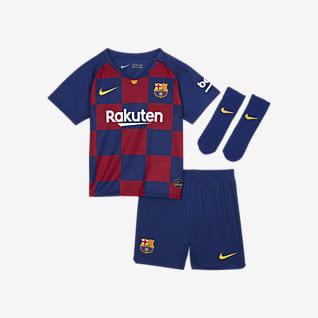 FC Barcelona 2019/20 Domicile Tenue de football pour Bébé et Petit enfant