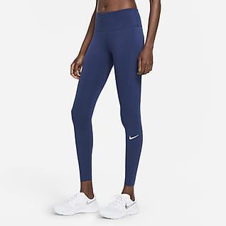 Nike Epic Luxe Löparleggings med mellanhög midja för kvinnor