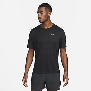 Nike Dri-FIT Miler Ανδρική μπλούζα για τρέξιμο