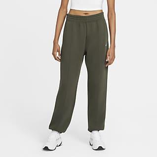 Nike Sportswear Essential Collection Γυναικείο φλις παντελόνι