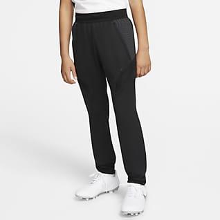 Nike Dri-FIT Strike Fotbalové kalhoty pro větší děti