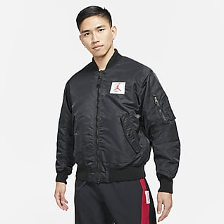 Jordan Flight MA-1 男子双面穿夹克