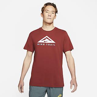 Nike Dri-FIT Samarreta de màniga curta de trail running