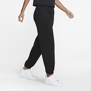 NikeLab Pantalones de tejido Fleece para mujer