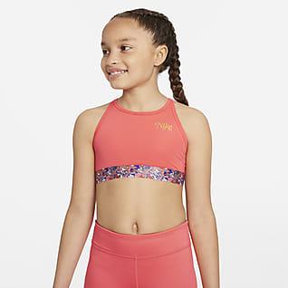 Nike Dri-FIT Trophy Big Kids' (Girls') Sports Bra