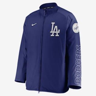 Nike Dugout (MLB Los Angeles Dodgers) Men's Full-Zip Jacket