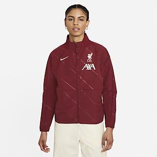 Liverpool FC Fotbollsjacka för kvinnor