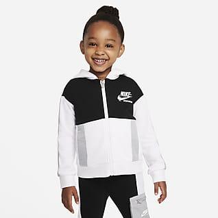 Nike Sportswear Heritage Toddler Full-Zip Hoodie