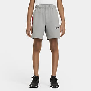 Nike Shorts tejidos para niños talla grande