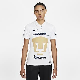 Pumas UNAM local 2021/22 Stadium Jersey de fútbol Nike Dri-FIT para mujer