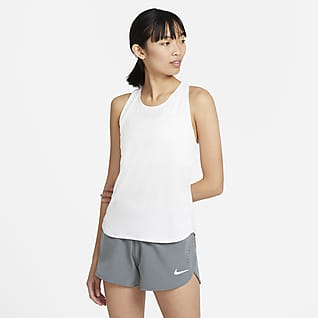 Nike Essential Camiseta de tirantes de running para mujer