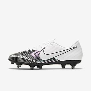 Nike Mercurial Vapor 13 Academy MDS SG-PRO Anti-Clog Traction Chuteiras de futebol para terreno mole
