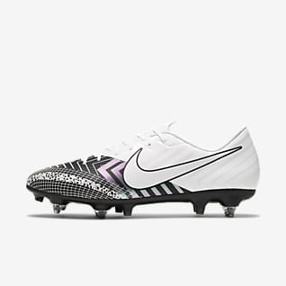 Nike Mercurial Vapor 13 Academy MDS SG-PRO Anti-Clog Traction Fotbollssko för vått gräs