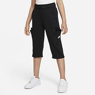 Nike Sportswear Pantalón con bolsillos - Niña