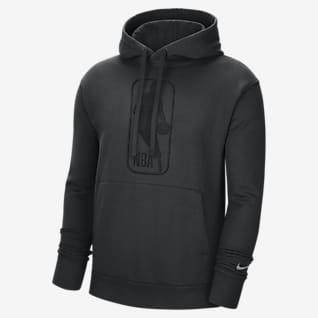 Team 31 Courtside Nike NBA-pullover-hættetrøje til mænd