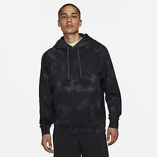 Nike Sportswear Club Men's Tie-Dye French Terry Pullover Hoodie