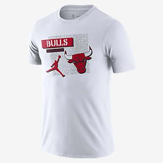 Chicago Bulls Tee-shirt Jordan Dri-FIT NBA pour Homme