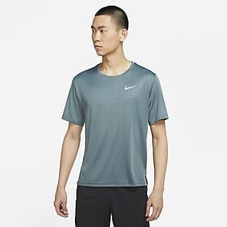 Nike Miler Run Division เสื้อวิ่งแขนสั้นผู้ชาย