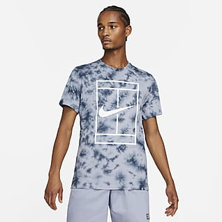 NikeCourt Men's Tie-Dye Tennis T-Shirt