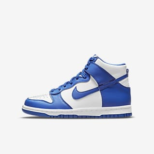 Nike Dunk High Big Kids' Shoe