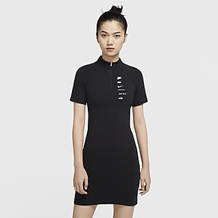 Nike Sportswear Swoosh Kjole til kvinder