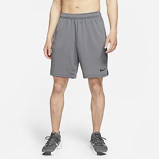 Nike Shorts de entrenamiento con malla para hombre