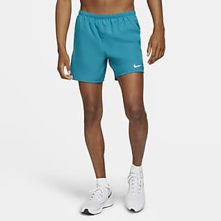 Nike Challenger กางเกงวิ่งขาสั้นมีซับในผู้ชาย
