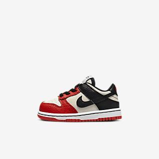 Nike Dunk Low Schoenen voor baby's/peuters