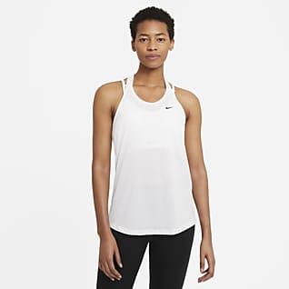 Nike Dri-FIT Træningstanktop til kvinder