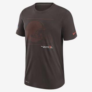 Nike Dri-FIT Sideline Team Issue (NFL Cleveland Browns) Men's T-Shirt