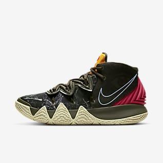 Green Kyrie Irving Shoes. Nike.com