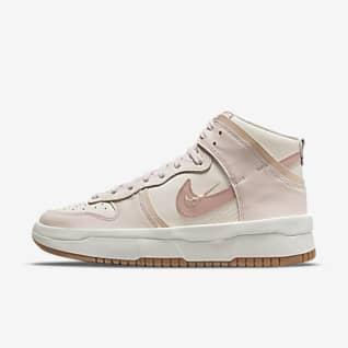 Nike Dunk High Up รองเท้าผู้หญิง