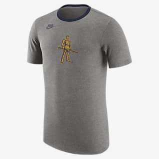 Nike College (West Virginia) Men's Logo T-Shirt