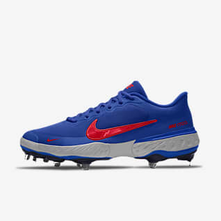 Nike Alpha Huarache Elite 3 Low By You รองเท้าสตั๊ดเบสบอลออกแบบเอง