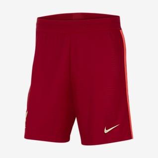 Liverpool FC 2021/22, zápasový/domácí Pánské fotbalové kraťasy Nike Dri-FIT ADV
