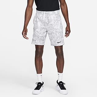 NikeCourt Flex Victory Men's Printed Tennis Shorts