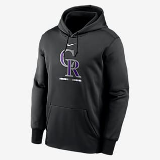 Nike Therma Legacy Performance (MLB Colorado Rockies) Hoodie