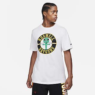 Nike Rayguns Playera de básquetbol para hombre