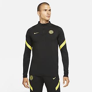Chelsea F.C. Strike Men's Nike Dri-FIT Football Drill Top