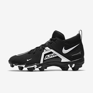 Nike Alpha Menace 3 Shark Calzado de fútbol para hombre (ancho)
