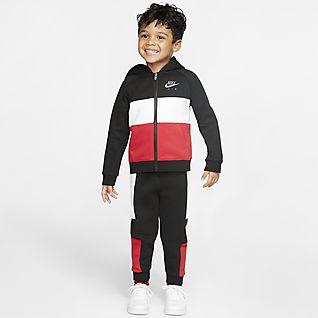 Nike Air Kapucnis pulóver és szabadidőnadrág szett babáknak