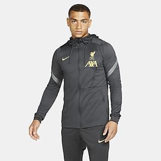 Liverpool FC Strike Track jacket da calcio in maglia Nike Dri-FIT - Uomo